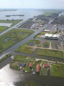 Open vaarwater Heech Staete